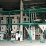 cattle feed plant cost